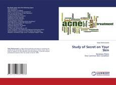 Copertina di Study of Secret on Your Skin