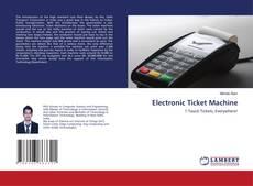 Electronic Ticket Machine kitap kapağı