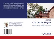 Bookcover of Art of Counting Spanning Trees