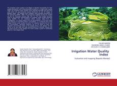 Irrigation Water Quality Index kitap kapağı