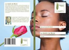 Buchcover von Le destin de Mone
