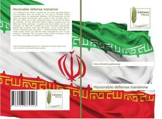 Bookcover of Honorable défense iranienne