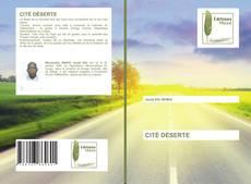 Bookcover of CITÉ DÉSERTE