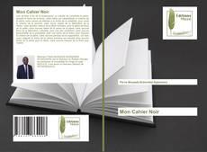 Bookcover of Mon Cahier Noir