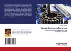 Borítókép a  Direct Gear Manufacturing - hoz