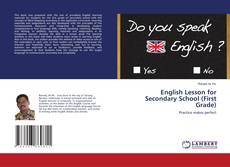 Bookcover of English Lesson for Secondary School (First Grade)