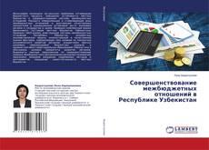Совершенствование межбюджетных отношений в Республике Узбекистан的封面