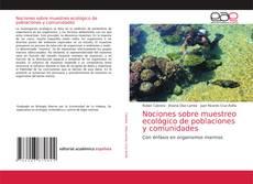 Copertina di Nociones sobre muestreo ecológico de poblaciones y comunidades