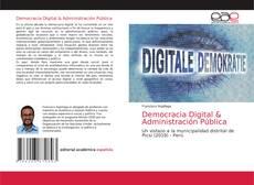 Democracia Digital & Administración Pública kitap kapağı