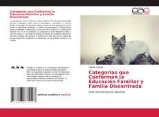 Bookcover of Categorías que Conforman la Educación Familiar y Familia Discentrada