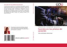 Обложка Suicidio en los pilotos de aviación