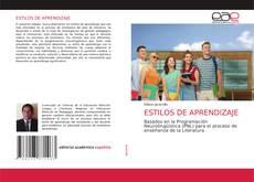 ESTILOS DE APRENDIZAJE的封面