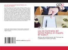 Couverture de Ley de Contratos del Sector Público en España Nº 9/2017: