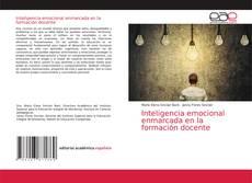Обложка Inteligencia emocional enmarcada en la formación docente