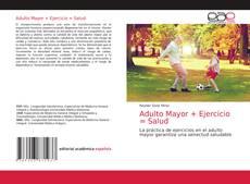Обложка Adulto Mayor + Ejercicio = Salud