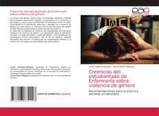 Обложка Creencias del estudiantado de Enfermería sobre violencia de género