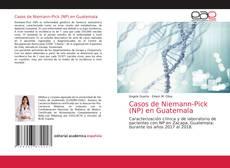 Capa do livro de Casos de Niemann-Pick (NP) en Guatemala