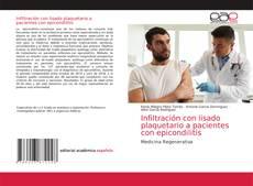 Обложка Infiltración con lisado plaquetario a pacientes con epicondilitis
