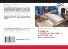 Обложка Estrategias metodológicas activas y participativas