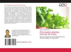 Обложка Principales plantas tóxicas de Cuba