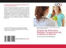Обложка Empleo de Diferentes Metodos Terapeuticos de la Medicina Natural