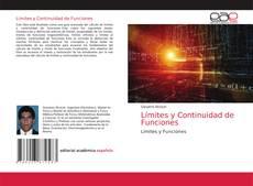 Обложка Límites y Continuidad de Funciones