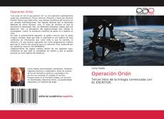 Bookcover of Operación Orión