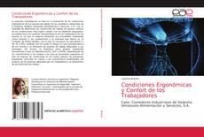 Bookcover of Condiciones Ergonómicas y Confort de los Trabajadores