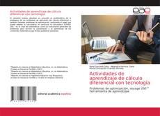Обложка Actividades de aprendizaje de cálculo diferencial con tecnología