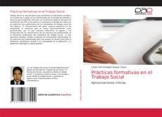 Обложка Prácticas formativas en el Trabajo Social