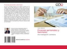 Finanzas personales y familiares的封面