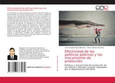 Bookcover of Efectividad de las políticas públicas y los mecanismos de protección