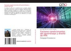 Обложка Factores condicionantes del aprendizaje y diseño de PPR