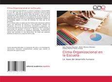 Обложка Clima Organizacional en la Escuela