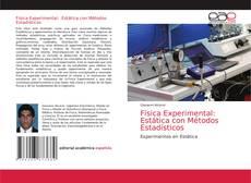 Обложка Física Experimental: Estática con Métodos Estadísticos