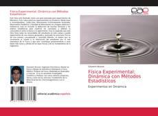 Обложка Física Experimental: Dinámica con Métodos Estadísticos