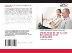 Capa do livro de Incidencias de las nuevas tecnologías en la andragogía