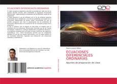 Copertina di ECUACIONES DIFERENCIALES ORDINARIAS