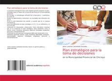 Capa do livro de Plan estratégico para la toma de decisiones