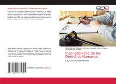 Capa do livro de Inaplicabilidad de los Derechos Humanos