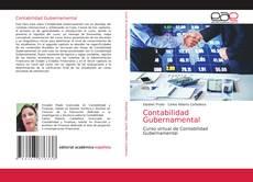 Capa do livro de Contabilidad Gubernamental