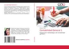 Capa do livro de Contabilidad General 1