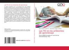 Las TIC en los ambientes de aprendizaje的封面