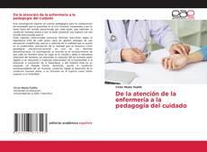 De la atención de la enfermería a la pedagogía del cuidado的封面