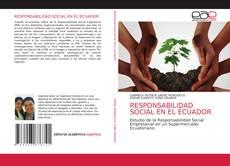 Capa do livro de RESPONSABILIDAD SOCIAL EN EL ECUADOR