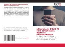 Borítókép a  Influencia del COVID-19 en la comunicación digital en emprendimientos - hoz