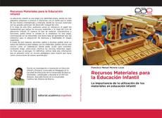 Borítókép a  Recursos Materiales para la Educación Infantil - hoz