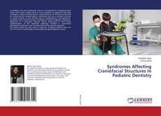 Capa do livro de Syndromes Affecting Craniofacial Structures In Pediatric Dentistry