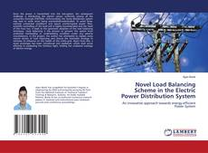 Bookcover of Novel Load Balancing Scheme in the Electric Power Distribution System