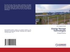 Energy Storage Technologies的封面